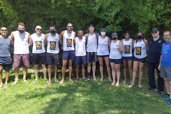 Equipes da Apcef/SP participam de torneio de vôlei de praia