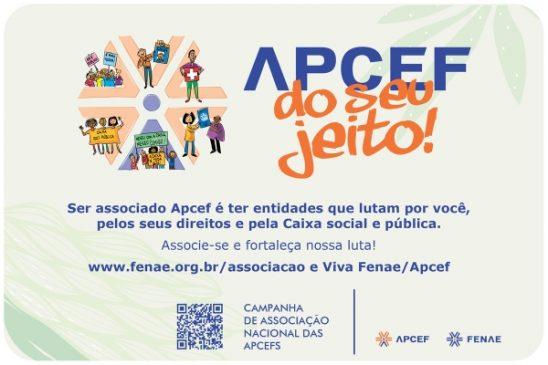 Apcefs atuam na defesa empregados e da Caixa social e pública