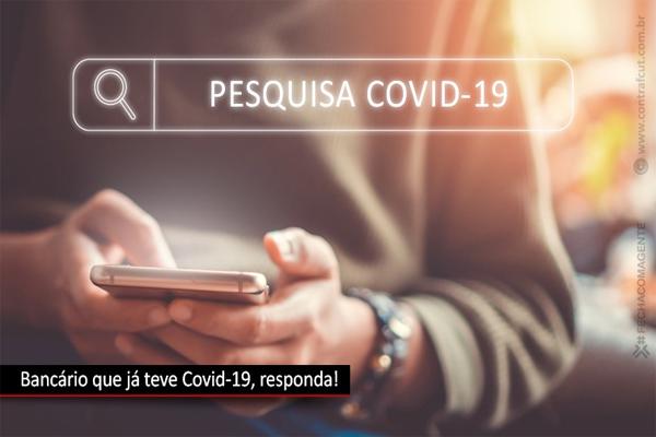 Contraf-CUT reforça importância de pesquisa sobre as sequelas da Covid-19