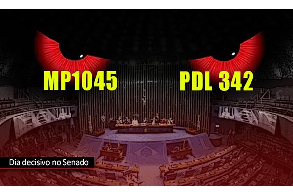 Dia decisivo para os trabalhadores no Senado