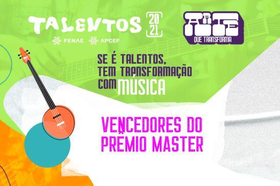Prêmio Máster de Música foi para a associada da Apcef/MG